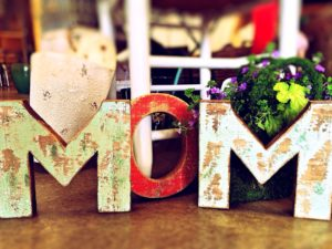 Mother's Day What are you doing?