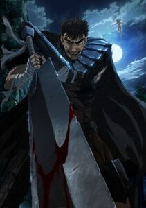 Berserk eclipse trauma