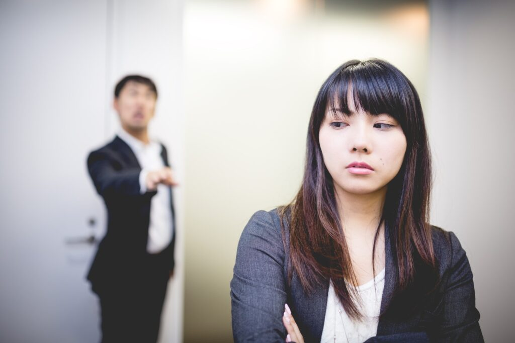 harass-revenge-quit-job-self-responsibility